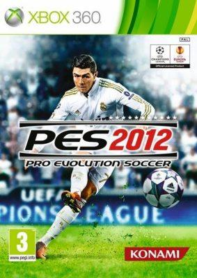 Pro Evolution Soccer 2012 (Русская версия)