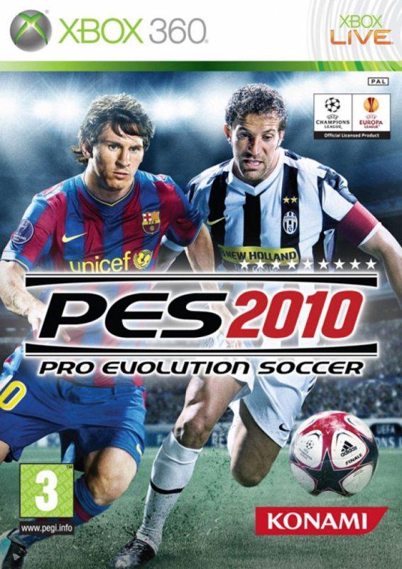 Pro Evolution Soccer 2010 (Русская версия)