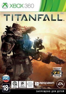 Titanfall (Полностью на русском языке!) Xbox360