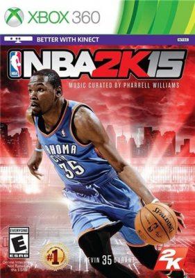 NBA 2K15 (Xbox360)