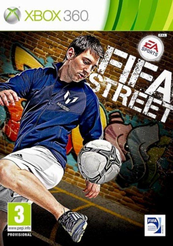 FIFA Street (Русская версия)