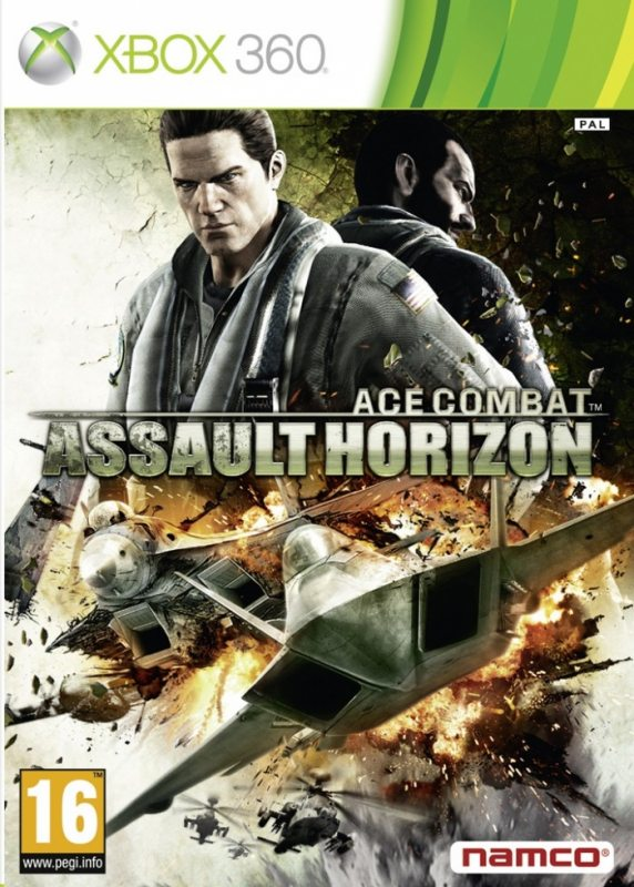Ace Combat Assault Horizon (Русская версия)