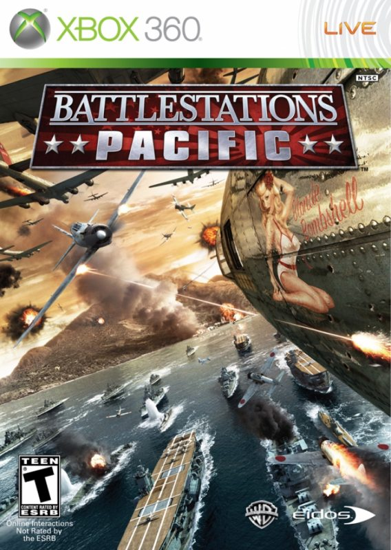 Battlestations: Pacific (Русская версия)