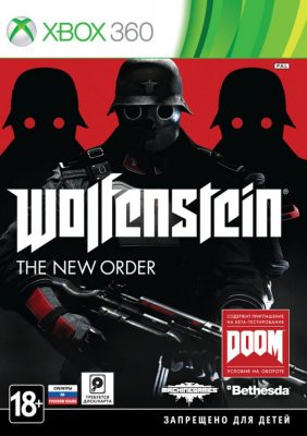 Wolfenstein: The New Order (Русская версия)