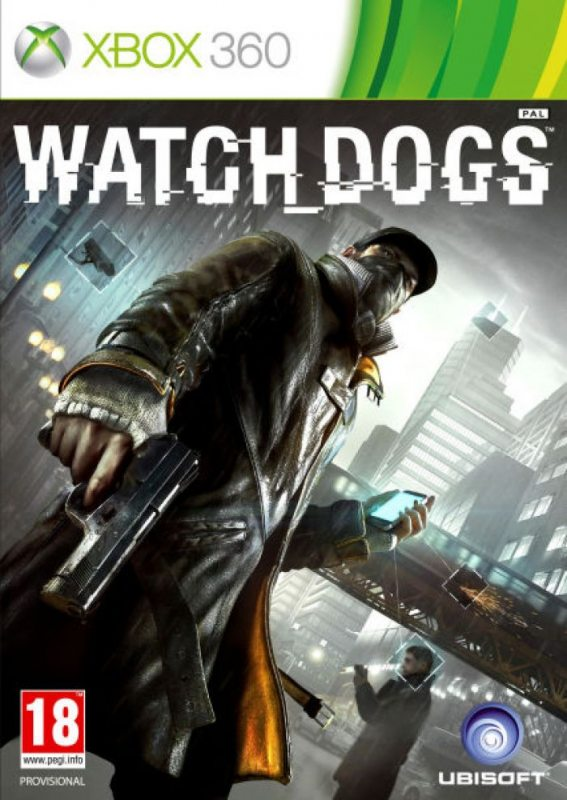 Watch Dogs (XBox360) Полностью на русском языке!