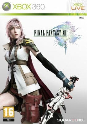 Final Fantasy XIII (3 dvd)