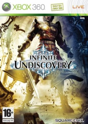 Infinite Undiscovery (2 DVD)