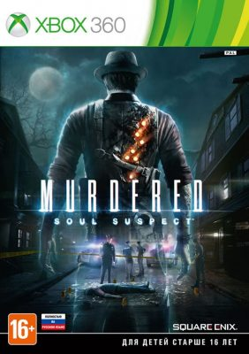 Murdered: Soul Suspect (Полностью на русском языке!) Xbox360