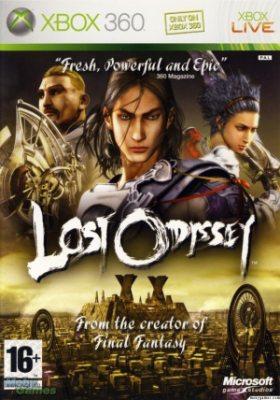 LOST ODYSSEY (4 DVD)