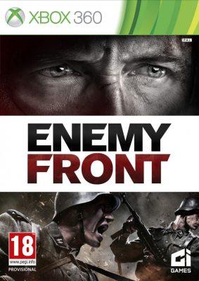 Enemy Front (Русская версия!) Xbox360