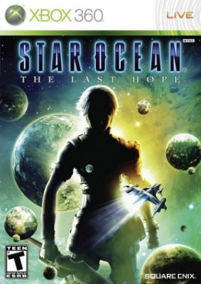 Star Ocean: The Last Hope (3 DVD)