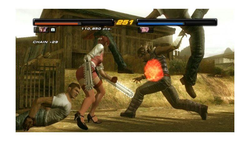 Tekken 6 (Русская версия)