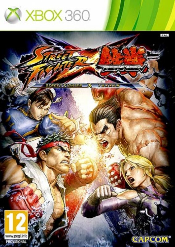 Street Fighter X Tekken (Русская версия)