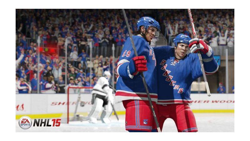NHL 15 (Русская версия) Xbox360
