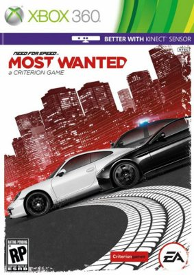 Need for Speed Most Wanted (2012) Полностью на русском языке