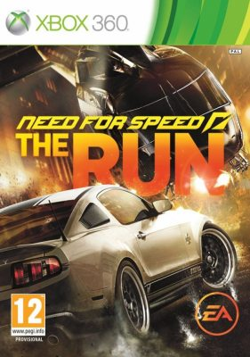 Need For Speed The Run (Полностью на русском языке!)