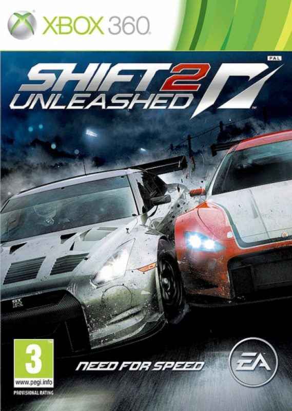 Need for Speed Shift 2 Unleashed (Русская версия!)