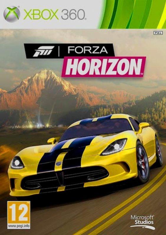 Forza Horizon (Полностью на русском языке)