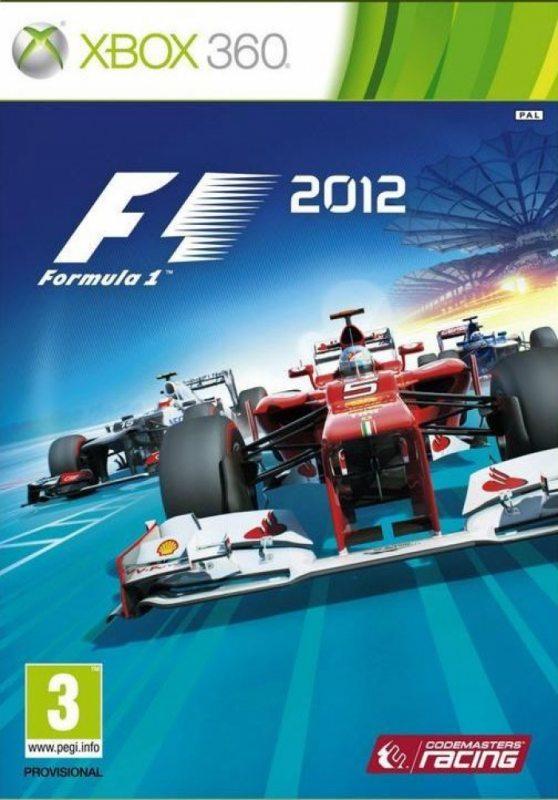F1 2012 (русская версия) [Xbox 360]