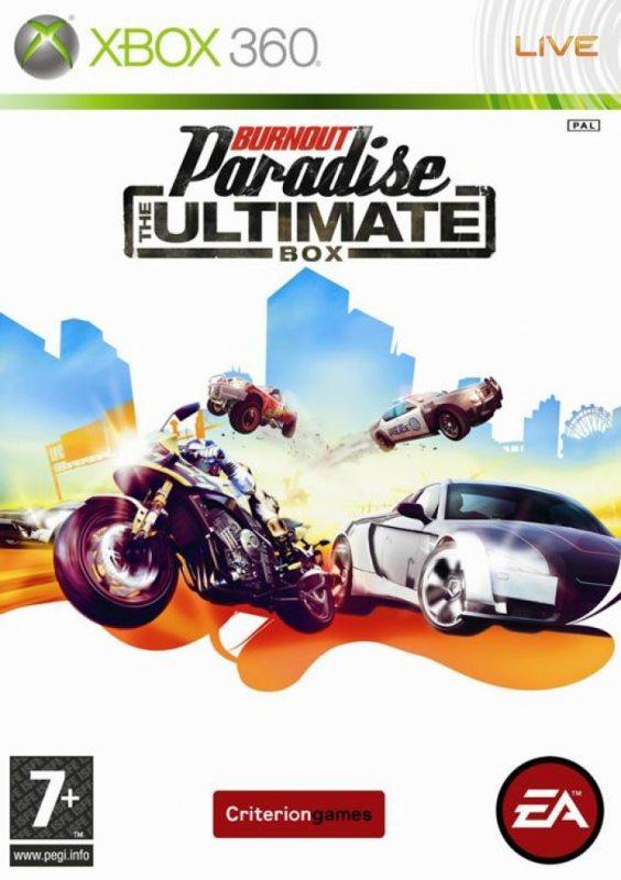 Burnout Paradise Полное Издание