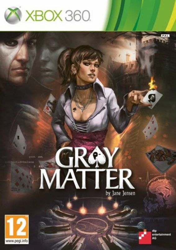Gray Matter (Русская версия)