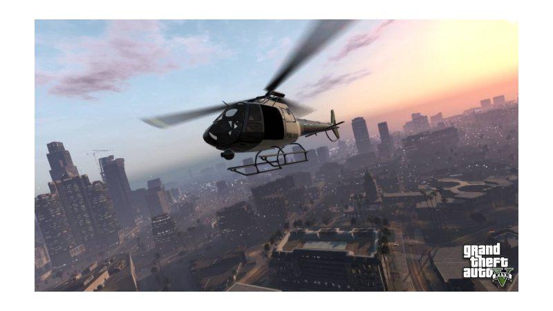Grand Theft Auto 5 ( В продаже с 14 сентября 2013 г.) Русская версия
