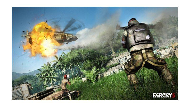 Far Cry 3 (Полностью на русском языке!)