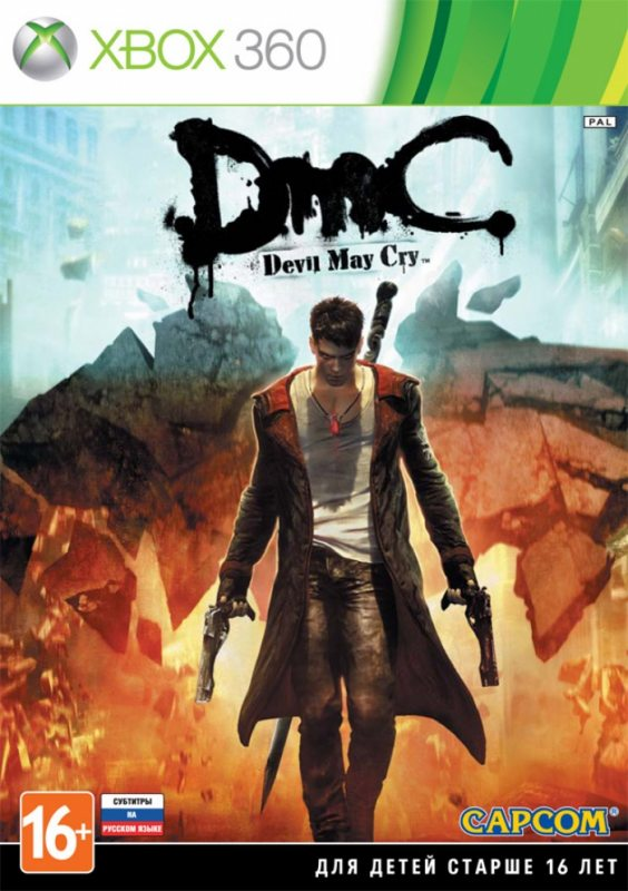 DmC Devil May Cry (Русская версия)