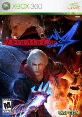 DEVIL MAY CRY 4 (Полностью на русском языке!)