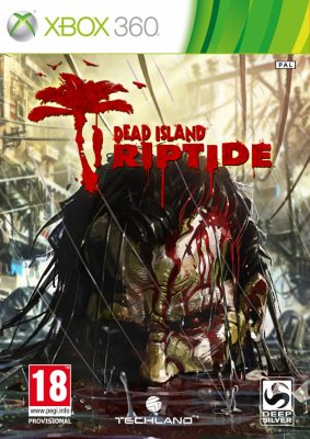 Dead Island: Riptide [Xbox 360] Русская версия