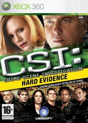 CSI : Hard Evidence