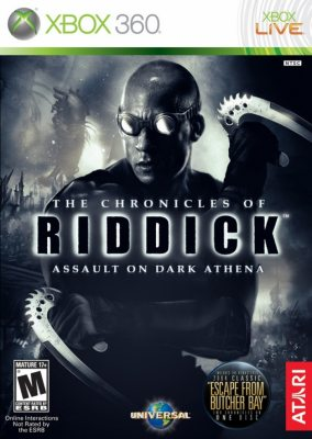 Chronicles of Riddick: Assault on Dark Athena (Русская версия)