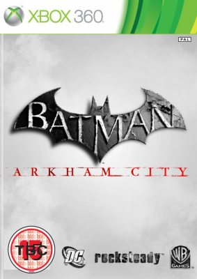 Batman: Аркхем Сити (Русские субтитры)