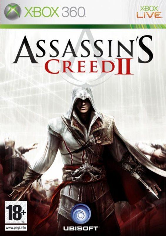 Assassin's Creed II (Полностью на русском языке!)