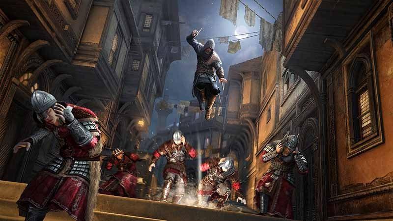 Assassin's Creed: Revelations (Полностью на русском языке)