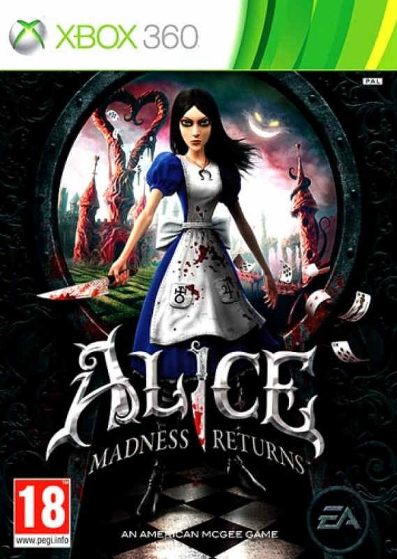 Alice: Madness Returns (Русская версия)