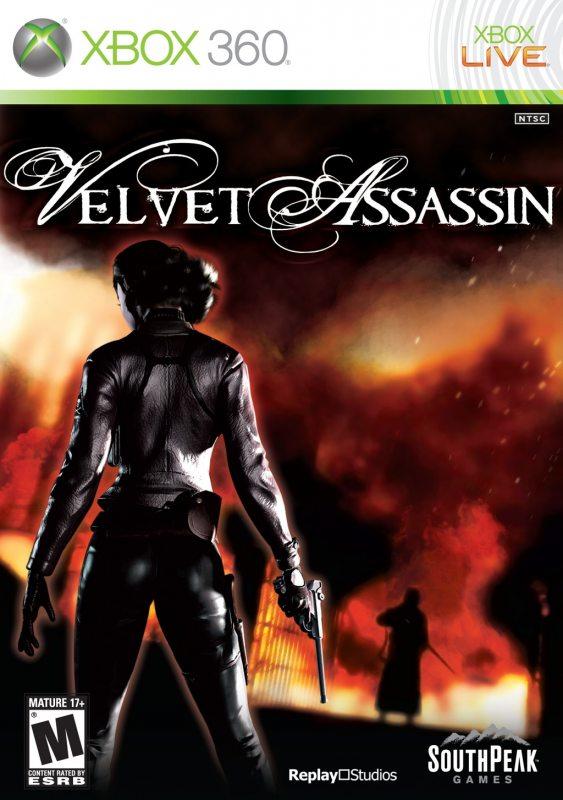 Velvet Assassin (РУССКАЯ ВЕРСИЯ)