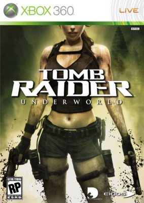 Tomb Raider Underworld (РУССКАЯ ВЕРСИЯ)