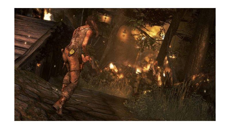 Tomb Raider (Полностью на русском языке!)