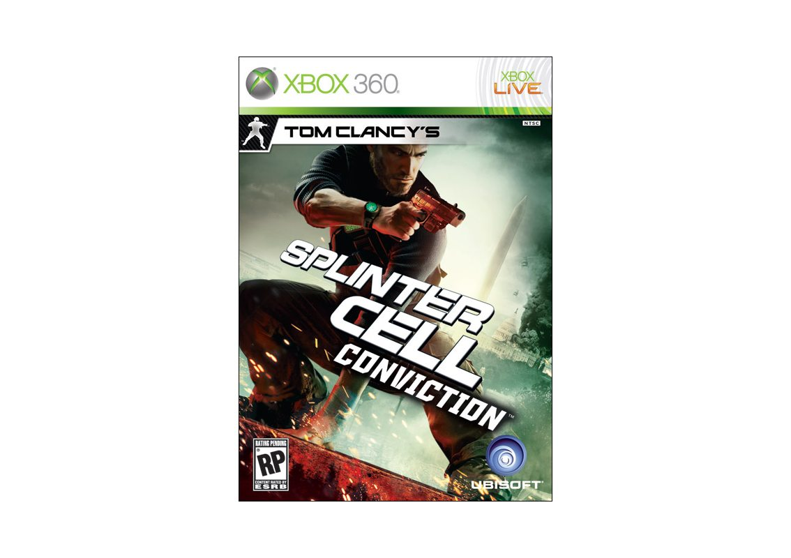 Tom Clancy's Splinter Cell: Conviction (РУССКАЯ ВЕРСИЯ)