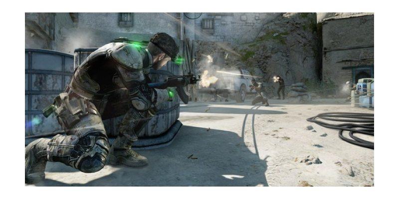 Tom Clancy's Splinter Cell: Blacklist (Полностью на русском языке)