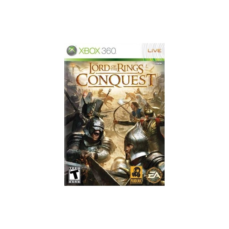 The Lord of the Rings: Conquest (РУССКАЯ ВЕРСИЯ)