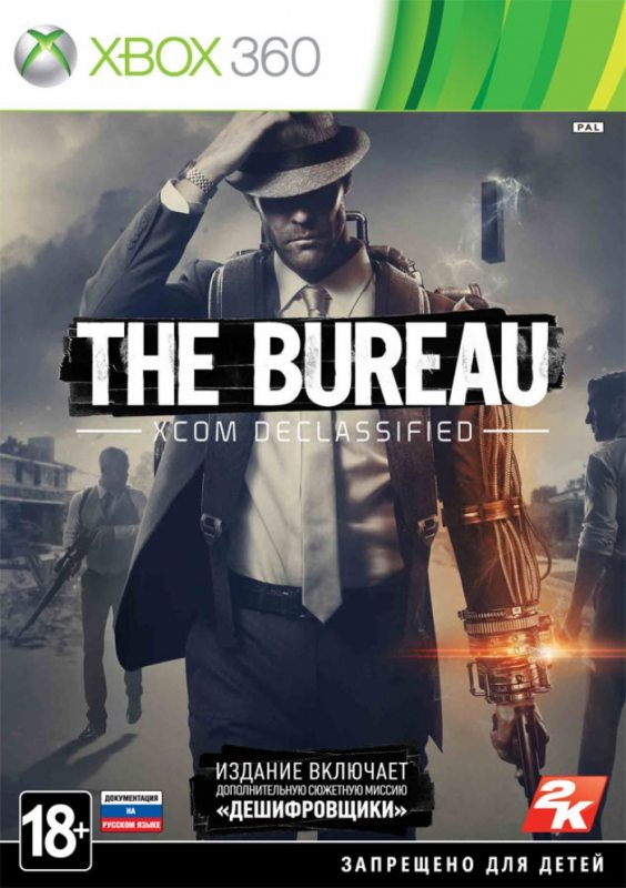 The Bureau: XCOM Declassified (Русская версия)