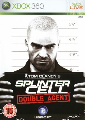 Splinter Cell: Double Agent (Русская версия) Xbox360