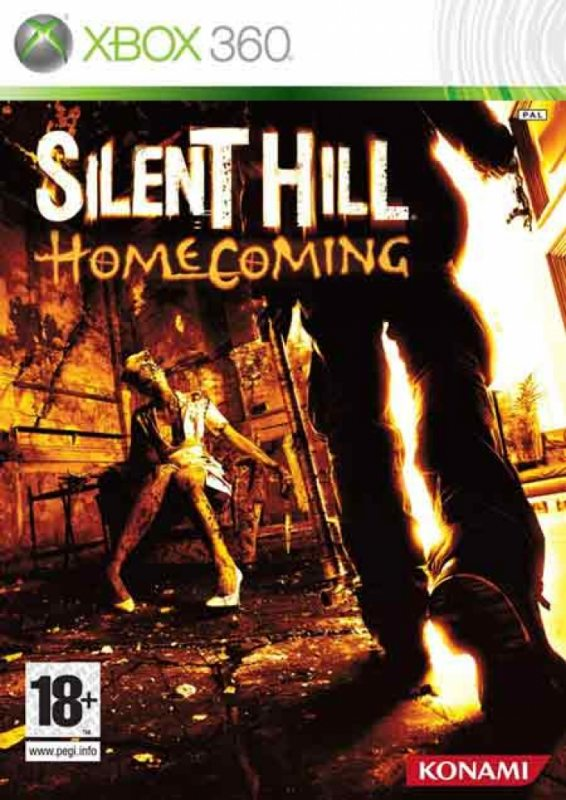 Silent Hill 5 : Homecoming (Русская версия)