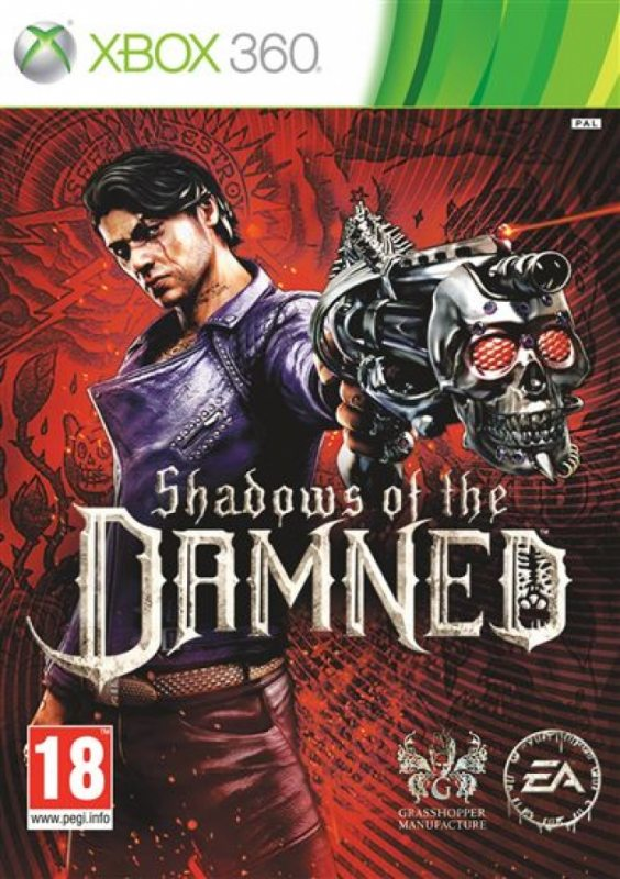 Shadows of the Damned (Русская версия)