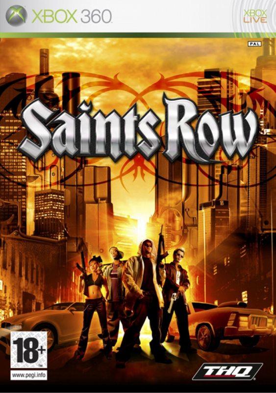 Saint's Row (Xbox360)