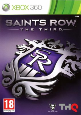 Saints Row: The Third (Русская версия)