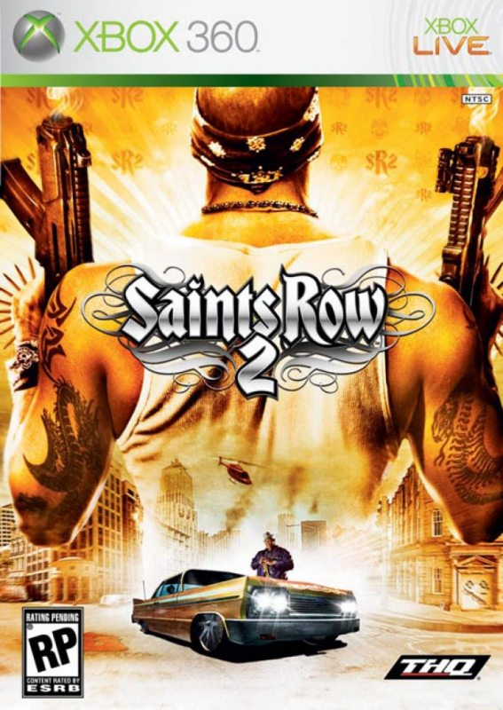 Saints Row 2 (Русская версия)