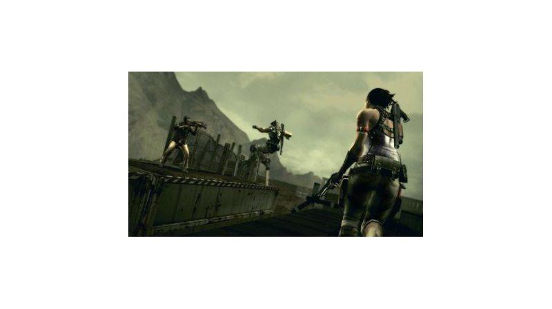 Resident Evil 5 (Полностью на русском языке)